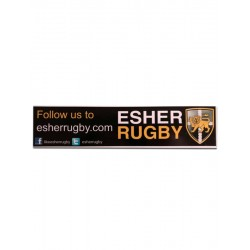 Esher Rugby Car Sticker